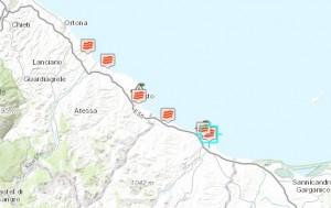 Spiagge Molise: le 3 fortemente inquinate dove non fare il bagno