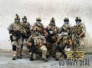 Membri del Team 6 Navy Seal