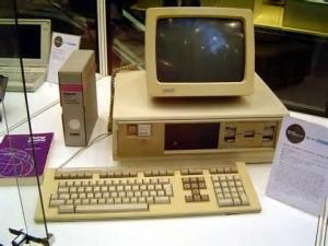 Un computer obsoleto