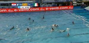 Pallanuoto World League, Italia battuta ai rigori: la Croazia va in semifinale