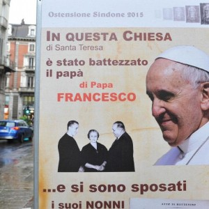 """Papa Francesco a Torino: """"Serve un patto sul lavoro"""". La diretta"""
