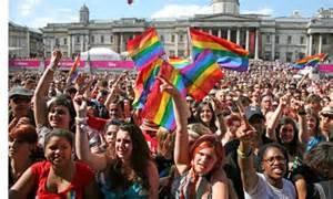 Gay Parade a Londra
