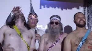 VIDEO YouTube - New York, concorso per il pene più piccolo. Vince Puzzlemaster