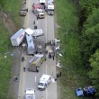Video YouTube - Usa, incidente Pennsylvania: tir contro bus di italiani. 3 morti