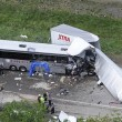 Video YouTube - Usa, incidente Pennsylvania: tir contro bus di italiani. 3 morti 2