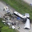 Video YouTube - Usa, incidente Pennsylvania: tir contro bus di italiani. 3 morti 5