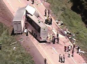 Usa, incidente in Pennsylvania: tir contro bus di turisti italiani. Tre morti
