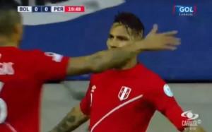 Coppa America, Bolivia-Perù. Guerrero fa magia di tacco e accende rissa VIDEO
