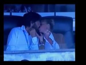 Andrea Pirlo e la fidanzata, Valentina Baldini