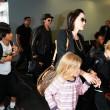 Brad Pitt, Angelina Jolie e famiglia vacanze in Francia10