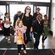 Brad Pitt, Angelina Jolie e famiglia vacanze in Francia15