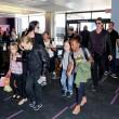 Brad Pitt, Angelina Jolie e famiglia vacanze in Francia02