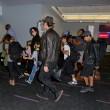 Brad Pitt, Angelina Jolie e famiglia vacanze in Francia03