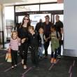 Brad Pitt, Angelina Jolie e famiglia vacanze in Francia05