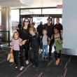 Brad Pitt, Angelina Jolie e famiglia vacanze in Francia7