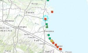 Spiagge emilia romagna le 5 fortemente inquinate dove non fare il bagno blitz quotidiano - Cinque terre dove fare il bagno ...