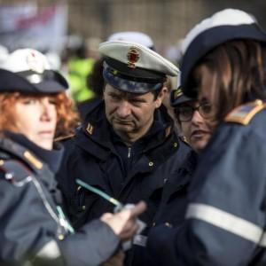 Acquaviva delle Fonti: assessore Francesco Bruno preso a bastonate per strada (foto di repertorio Ansa)