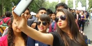 Video YouTube, selfie record a Città del Messico: 2500 in piazza