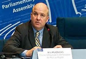 Il commissario Nils Muiznieks