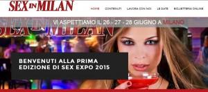 Sex in Milan: la fiera internazionale del sesso all'Alcatraz dal 26 al 28 giugno