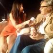 Vittorio Sgarbi e la foto pubblicata su Facebook