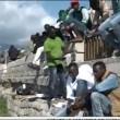 Lo sgombero dei migranti a Ventimiglia