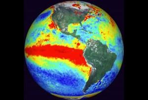 El Nino ritorna: in arrivo caldo record e alluvioni