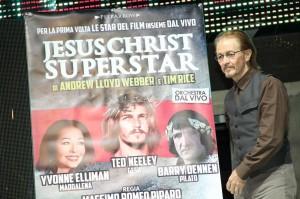 Ted Neely-Jesus Christ superstar respinto a Fiumicino: aveva perso il passaporto