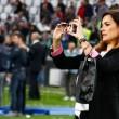 """Gigi Buffon, biglietti finale a Ilaria D'Amico. Chi: """"Alena Seredova e i figli hanno pagato"""""""