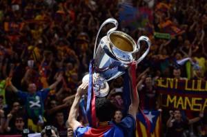 Barcellona, ci sono 4 giocatori che non sono campioni d'Europa. Ecco perché