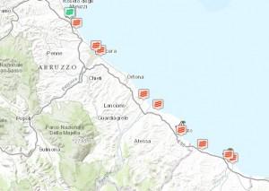Spiagge abruzzo le 8 fortemente inquinate dove non fare - Dove fare il bagno a como ...