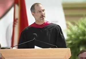 """VIDEO YouTube - """"Stay hungry, stay foolish"""", 10 anni fa discorso Steve Jobs a Stanford"""