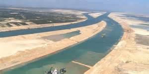 Il nuovo Canale di Suez