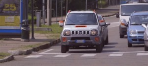 VIDEO YouTube - Suzuki Jimny Street: stile urbano, performance 4×4