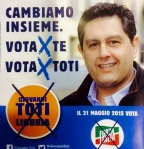 Regionali. Liguria: chi governa ora? Toti vince ma è sotto il 35%. Rebus alleanze