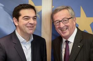 Grecia, Tsipras incontra Juncker. Primo passo verso l'accordo
