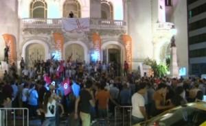 Attentato in Tunisia, manifestazioni contro il terrorismo a Sousse