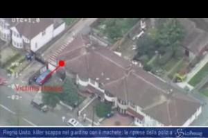 """Nicholas Salvador uccide vicina: """"Posseduta da Hitler"""". VIDEO della fuga"""