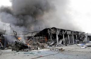 Ucraina, tregua violata: scontri vicino a Donetsk, decine di morti