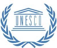Un logo dell'Unesco