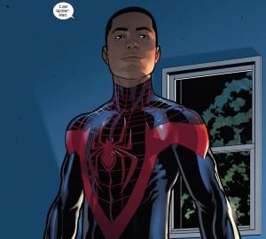 Spiderman diventa nero. Peter Parker addio, tocca a Miles Morales. Solo nei fumetti