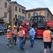 Ventimiglia, notte sugli scogli03