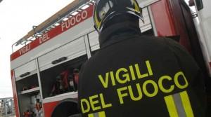 Ercole De Castro, 92 anni, medico arruolato dei vigili del fuoco