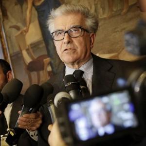 """Dare del renziano come insulto """"è scandaloso"""": Luigi Zanda, Pd, presidente senatori"""