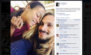 Zoe Saldana, il marito italiano Marco Perego prende il suo cognome