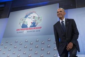 """Barack Obama in Kenya: """"L'Africa corre, è in crescita"""""""