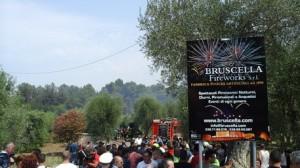 Modugno (Bari): le vittime dell'esplosione nella fabbrica Bruscella