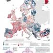Europa, 140 anni di sussulti demografici. Mappa interattiva dei cambiamenti