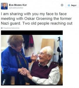 Oskar Gröning: 4 anni al contabile di Auschwitz
