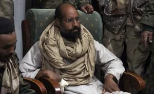 Saif, figlio di Gheddafi, condannato a morte a Tripoli. E' in mano della Milizia